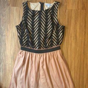 Lightly used strapless dress